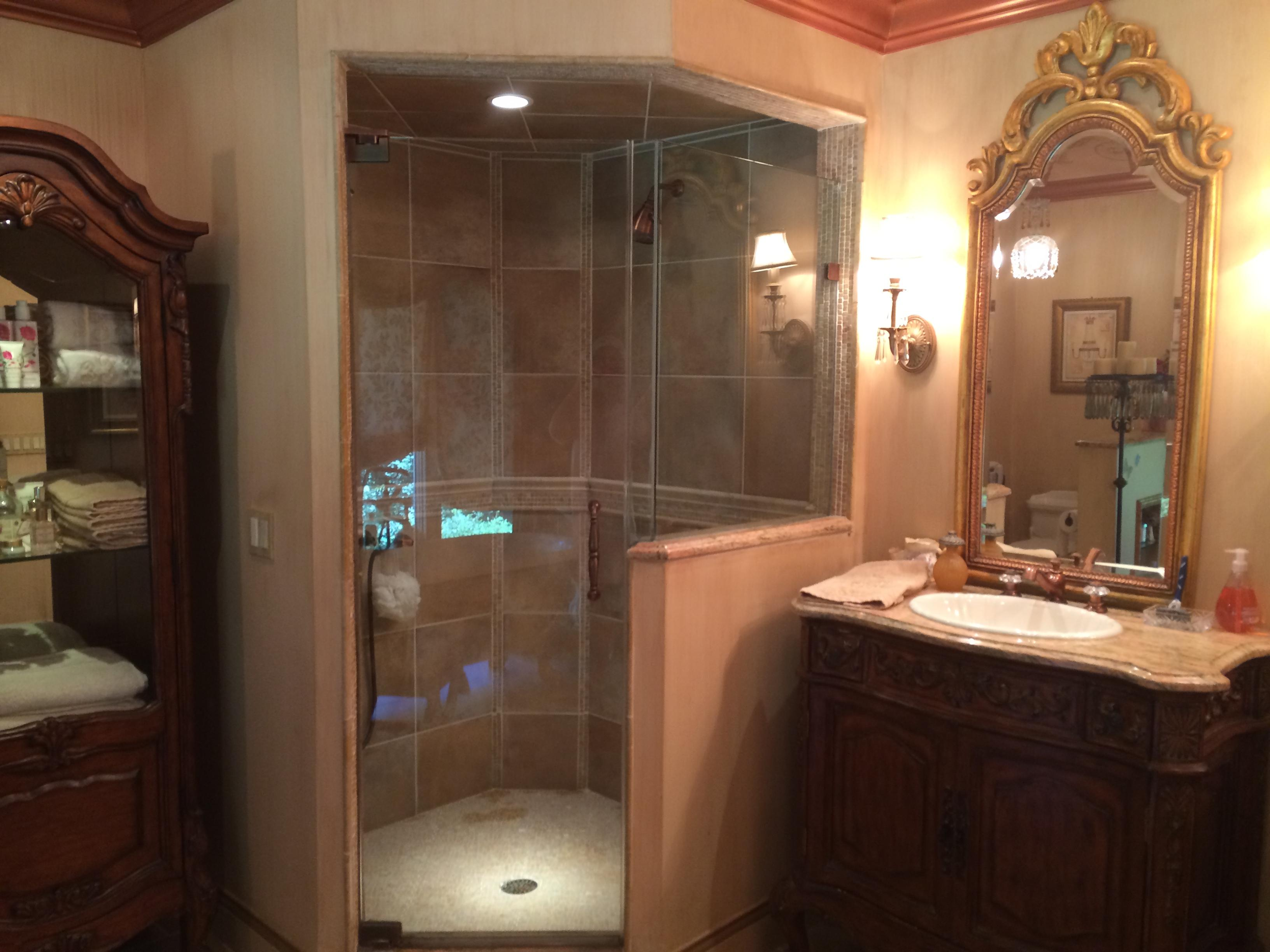 Custom_stall_shower_-_Contract_G_and_L_and_Sons_today