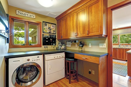 G&L and Sons Renovations can create a beautiful, functional laundry room for your Essex County NJ home.