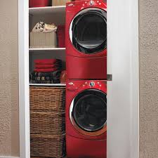 G&L can create a great space saving look for your laundry room remodel.
